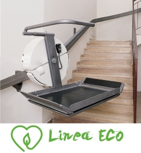 OCCASION - WHEELCHAIR PLATFORM STAIRLIFT MOD MCP - MULTI BRAND SERVICE